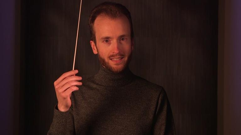 Arts: What Does a Conductor Do?  With William White