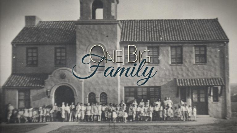 Back in Time: One Big Family