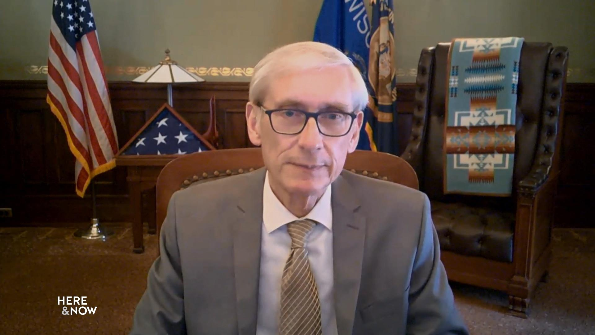 Evers Weighing Options While Awaiting Supreme Court Decision