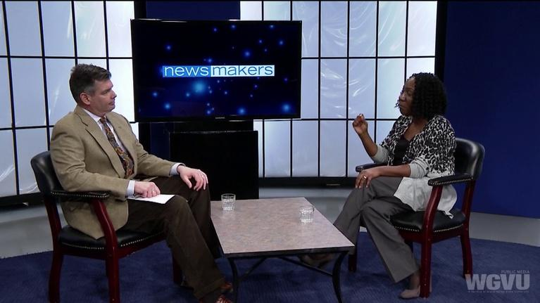 NewsMakers: Civil War Monuments: Heritage and Meaning #1804