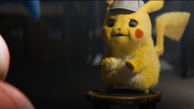 "Flicks: The Stars of ""Pokémon: Detective Pikachu"""