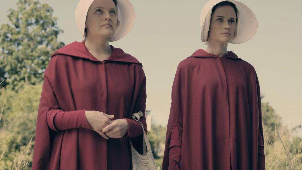 'Handmaid's Tale' is a warning of taking rights for granted image