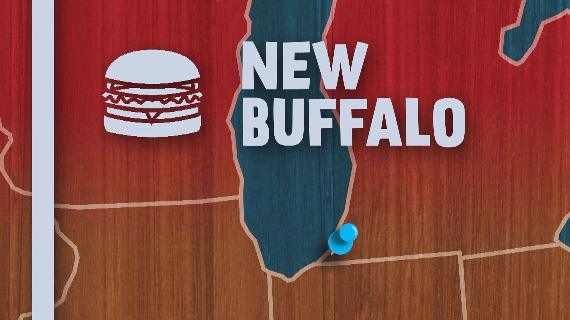 New Buffalo, Michigan