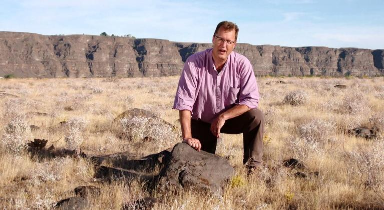 Nick on the Rocks: Giant Ripples in the Scablands