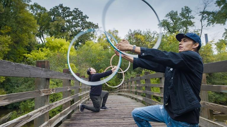 If Cities Could Dance: Native American Hoop Dancing and Hip-Hop in Minneapolis