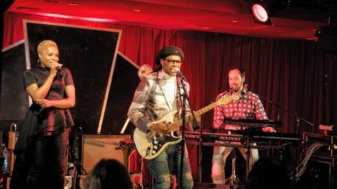 Front and Center -- Songwriters Hall of Fame: Nile Rodgers