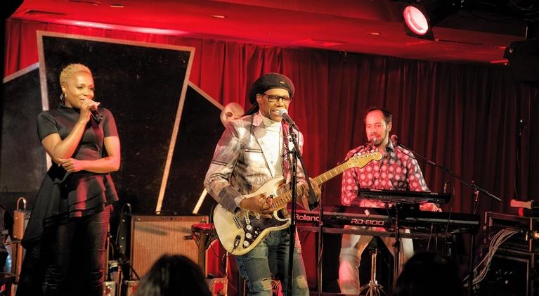 Front and Center: Songwriters Hall of Fame: Nile Rodgers
