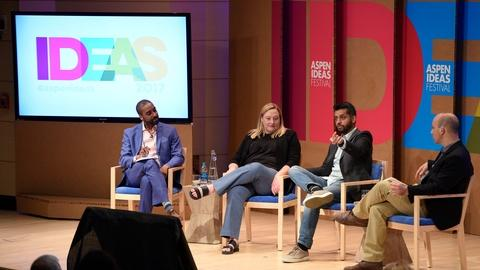 Aspen Ideas Festival -- S2 Ep121: Hate on the Rise — And What We Can Do to Stop It ?