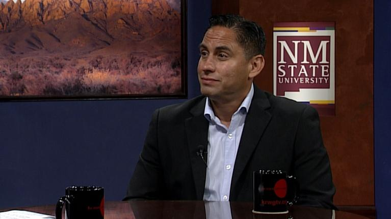 KRWG Newsmakers: Newsmakers 1021 - Howie Morales      Aug. 30, 2018