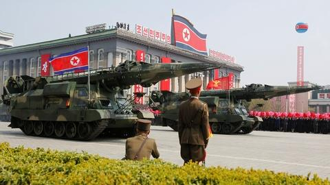 PBS NewsHour -- How should the U.S. respond to North Korea's missile launch?