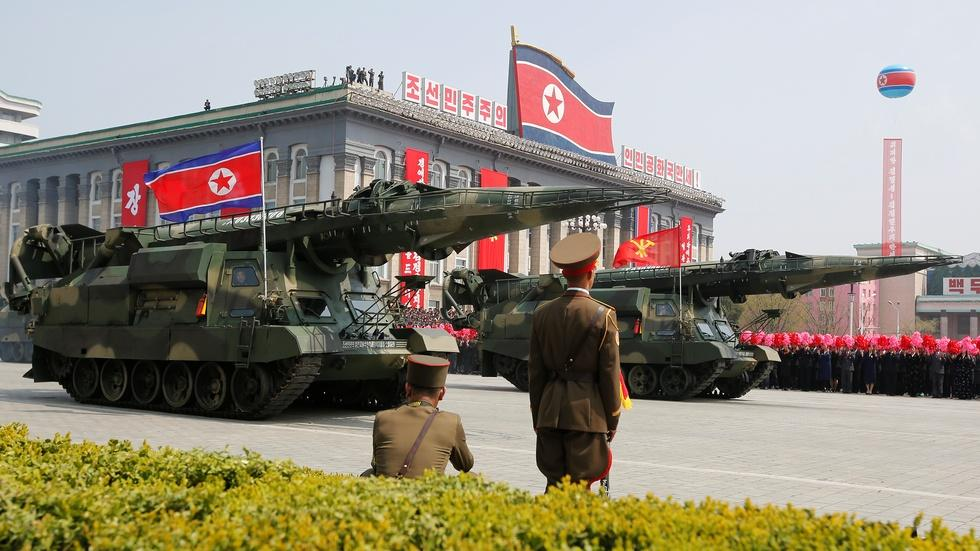 How should the U.S. respond to North Korea's missile launch? image