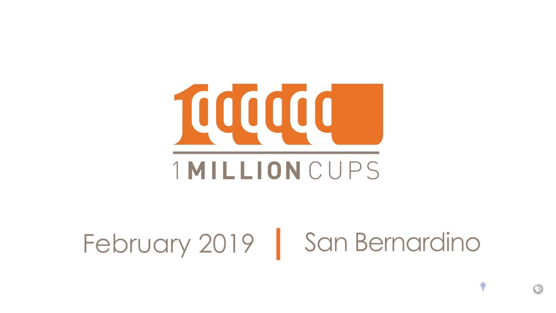 One Million Cups February 2019