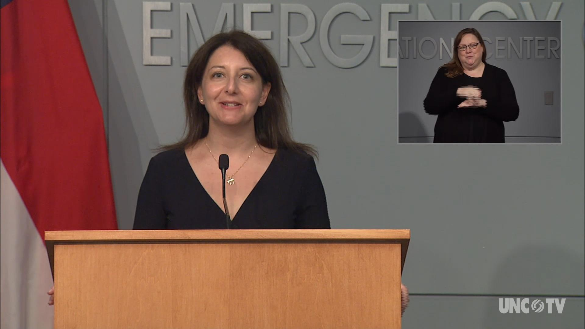 07/07/20 Dr. Mandy Cohen Briefing (English)