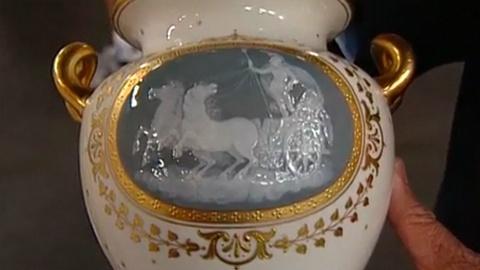 Antiques Roadshow -- Appraisal: Minton Pâte-Sur-Pâte Vase, ca. 1900