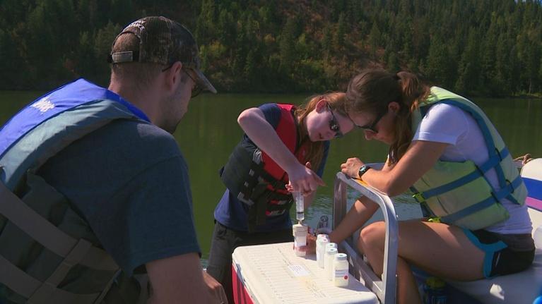 Idaho Science Journal: Fernan Lake Invasion