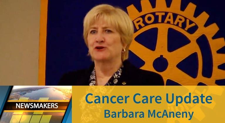 Newsmakers: Cancer Care Update | Barbara McAneny | 07/17/19 | Newsmakers