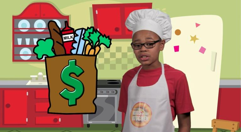ThinkTV Kids & Family: Kids in the Kitchen - Eating Healthy on a Budget