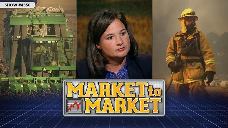 Market to Market: Market to Market (August 3, 2018)