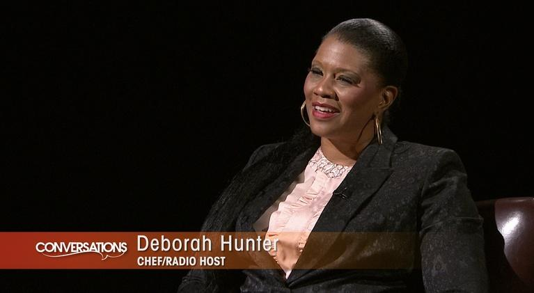 Conversations: Deborah Hunter