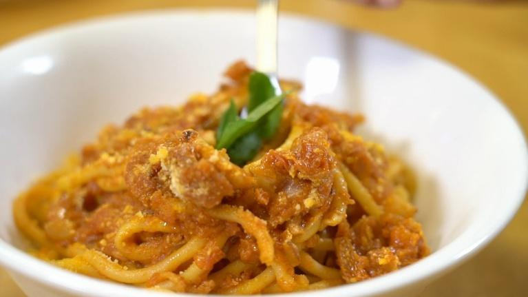 Check Please! South Florida: Spaghetto Factory