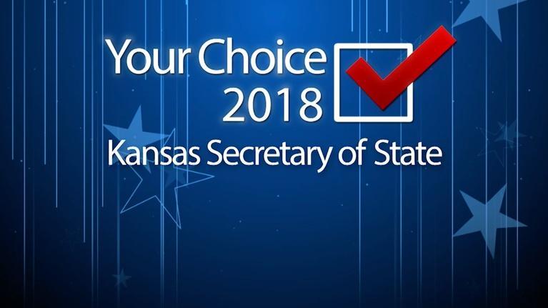 KTWU Special Programs: YOUR CHOICE 2018: KANSAS SECRETARY OF STATE