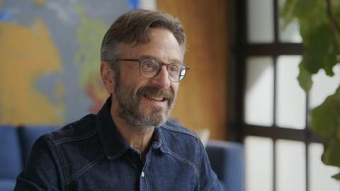 Marc Maron's Relationship with His Grandmother