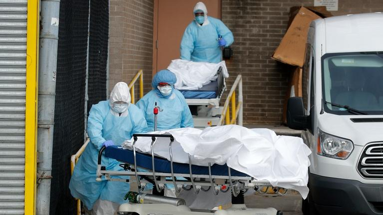 PBS NewsHour: U.S. facing 2-front war amid medical and economic crises
