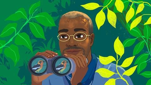 NOVA -- The Joys and Challenges of Birding While Black