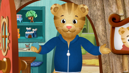When You're Sick, Rest is Best Song   Daniel Tiger's