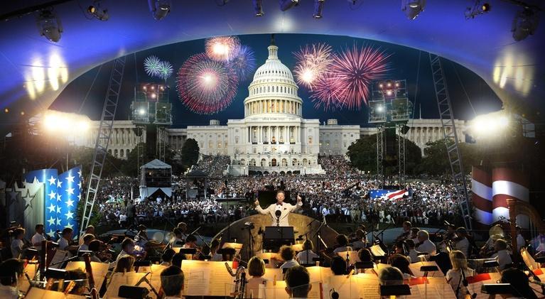 A Capitol Fourth: A Capitol Fourth (2017)