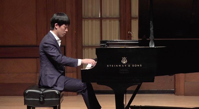 On Stage at Curtis: Homage to Ravel and Borodin