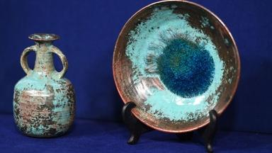 Appraisal: Beatrice Wood Pottery, ca.1985