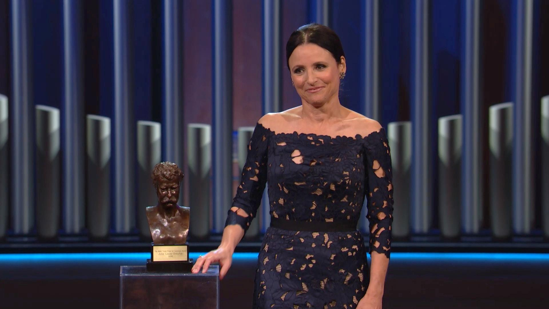 Julia Louis-Dreyfus: 2018 Mark Twain Prize