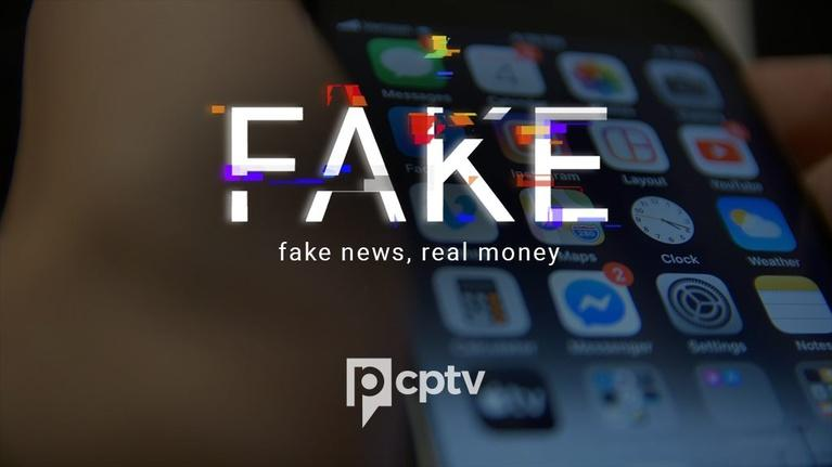Fake: Searching for Truth in the Age of Misinformation: Fake News, Real Money