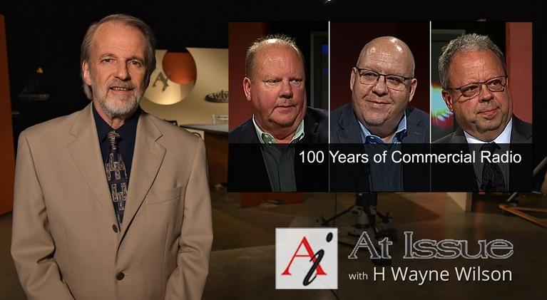 At Issue: S32 E31: 100 Years of Commercial Radio