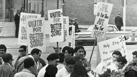VOCES -- The Chicano Rights Movement