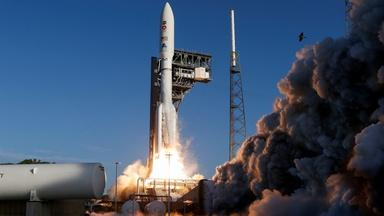 News Wrap: NASA launches rover Perseverance to Mars