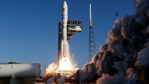 News Wrap: NASA launches rover Perseverance to Mars