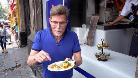 Mexico: One Plate at a Time with Rick Bayless -- A Tour of Tacos al Pastor