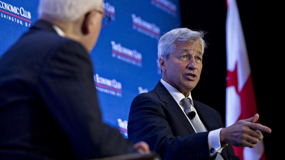 Jamie Dimon Interview Excerpt image