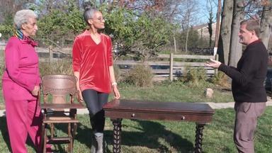 Celebrity Edition, Hour 2: Carla Hall's High Chair & Table