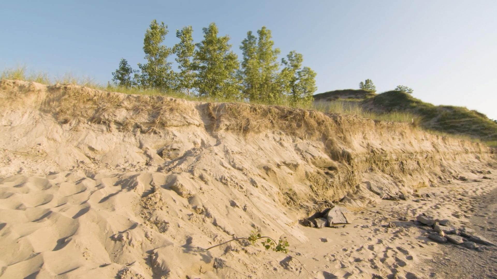 How Climate Change is Affecting the Indiana Dunes video
