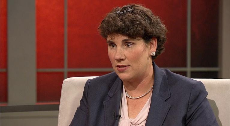 Connections: Amy McGrath