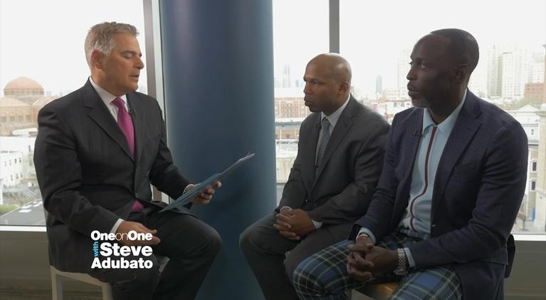 One-on-One: Michael K. Williams & Dominic Dupont; Father Greg Boyle