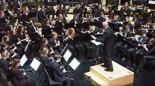 WPT Music & Arts : 2019 WSMA State Honors Concert: Band