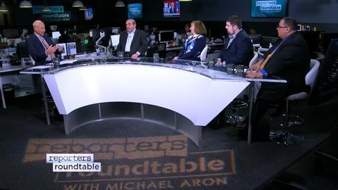 Hugin and Menendez Senate debate