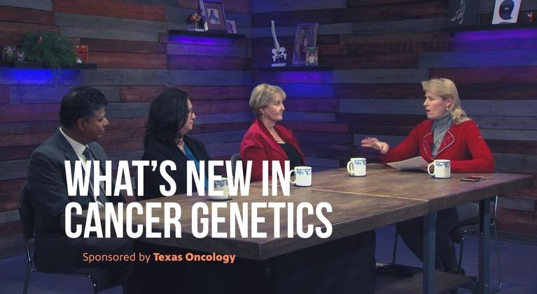 The El Paso Physician: What's New in Cancer Genetics