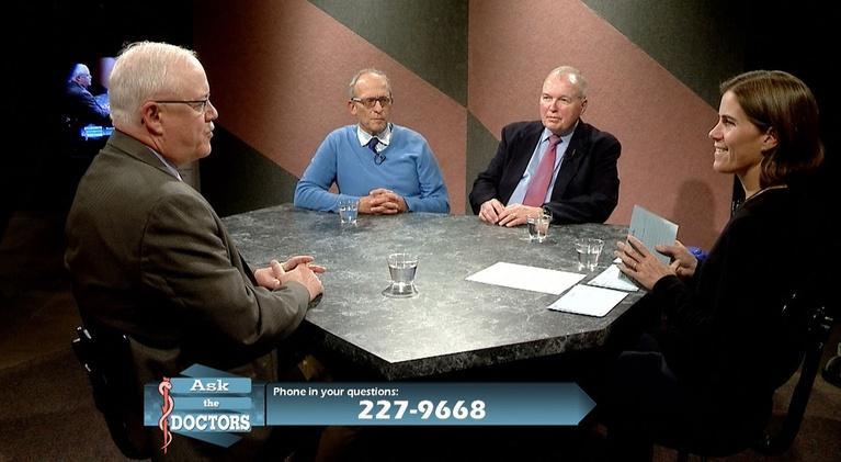 Ask the Doctors: General Health October 2018