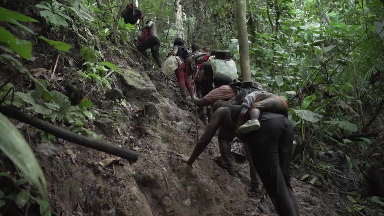 What migrants face as they journey through deadly Darien Gap
