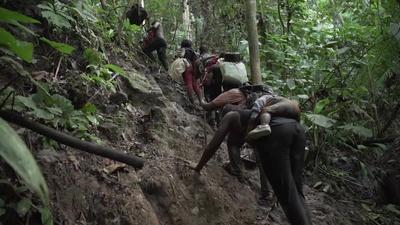PBS NewsHour   What migrants face as they journey through deadly Darien Gap